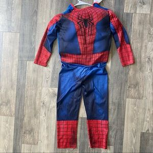 Spider-Man Marvel Boys Medium Halloween Costume